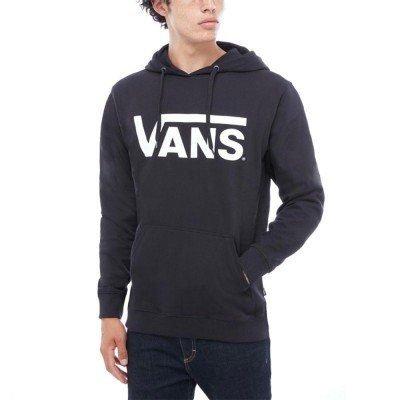 VANS SUDADERA CBO CAPUCHA CLASSIC PULL BLACK/WHITE